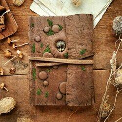 Пазл онлайн: Маленький грибной журнал