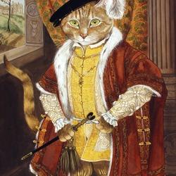 Пазл онлайн: Эдвард VI