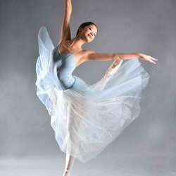 Пазл онлайн: Красота танца