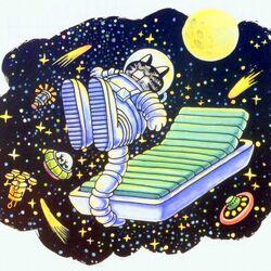 Пазл онлайн: Космические сны