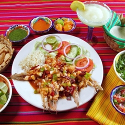 Пазл онлайн: Мексиканская кухня
