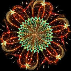 Пазл онлайн: Огненные струны