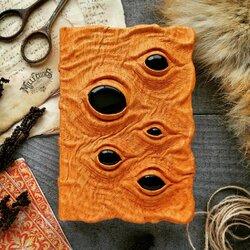Пазл онлайн: Оранжевый ползун