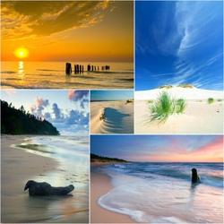 Пазл онлайн: Балтийское море