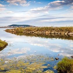 Пазл онлайн: Протока реки