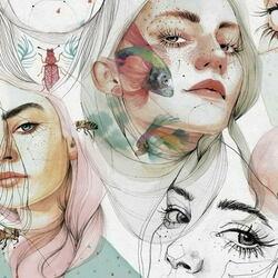 Пазл онлайн: Творчество