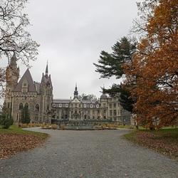 Пазл онлайн: Мошненский замок