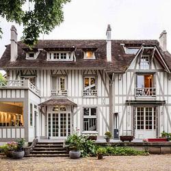 Пазл онлайн: Дом во Франции
