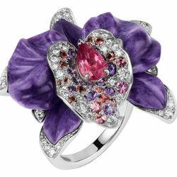 Пазл онлайн: Кольцо Орхидея