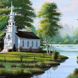 Пазл онлайн: Белая церковь