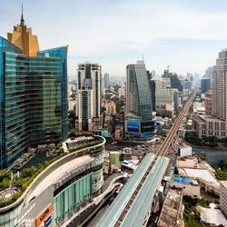 Пазл онлайн: Бангкок