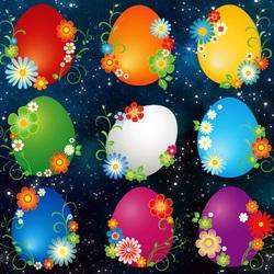 Пазл онлайн: Яйца