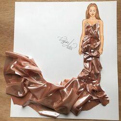 Пазл онлайн: Сделано из ткани