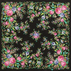 Пазл онлайн: Цветочное настроение