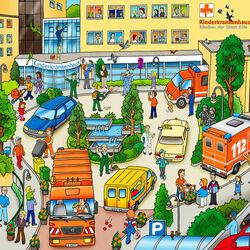 Пазл онлайн: Детская больница Кёльна