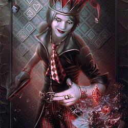 Пазл онлайн: Джокер