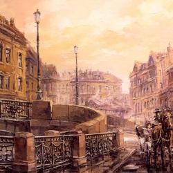 Пазл онлайн: Старый город