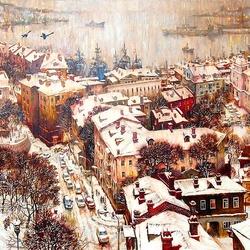 Пазл онлайн: Владивосток