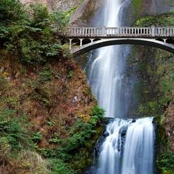 Пазл онлайн: Водопад  Малтномах