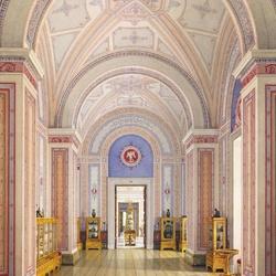 Пазл онлайн: Галерея древностей Боспора Киммерийского