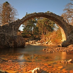 Пазл онлайн: Арочный мост