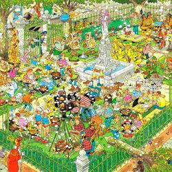 Пазл онлайн: Фестиваль шашлыков