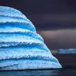 Пазл онлайн: Ледяная шляпка