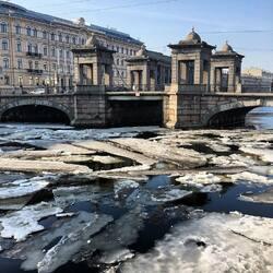 Пазл онлайн: Любимый мост