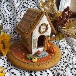 Пазл онлайн: Пряничный домик