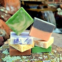 Пазл онлайн: Домашнее мыло