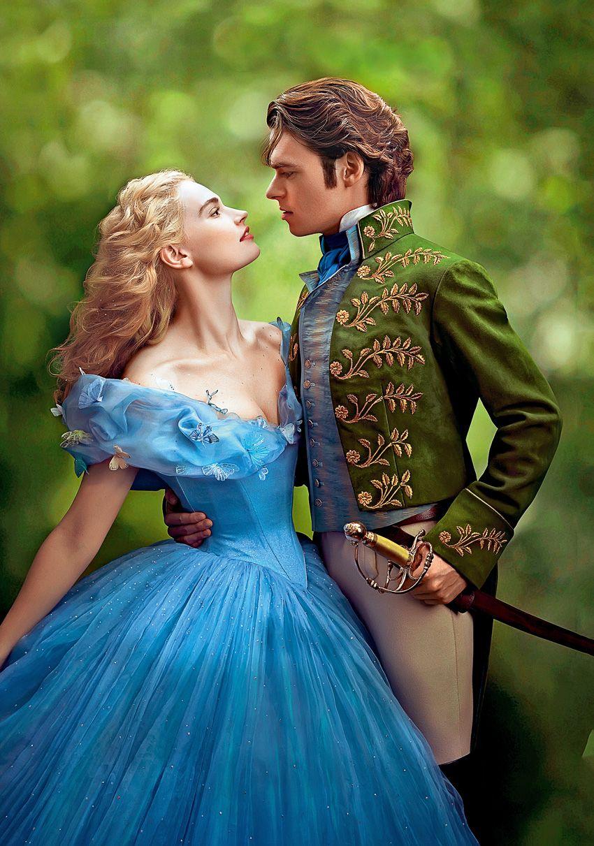 Новая Сказка О Золушке И Её Прекрасном Принце