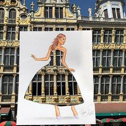 Пазл онлайн: Сделано в Брюсселе