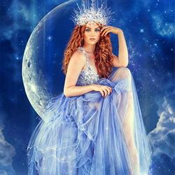 Пазл онлайн: Королева небес