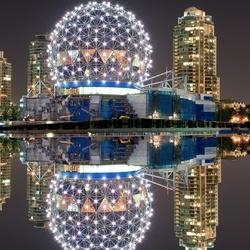 Пазл онлайн: Ванкувер