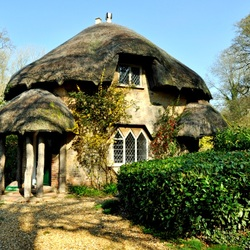 Пазл онлайн: Уютный домик