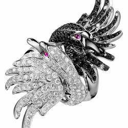 Пазл онлайн: Два кольца Киприды