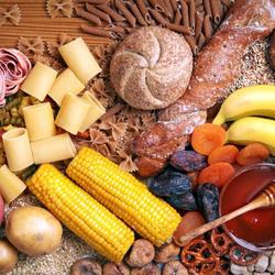 Пазл онлайн: Разные продукты