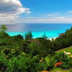 Пазл онлайн: Красота побережья
