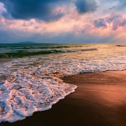 Пазл онлайн: Море