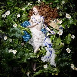 Пазл онлайн: Сад Венеры