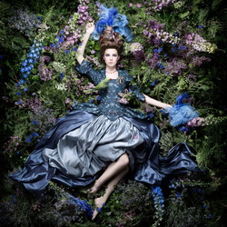 Пазл онлайн: Таинственный сад