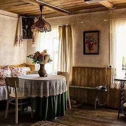 Пазл онлайн: В деревенском стиле