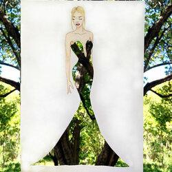 Пазл онлайн: Летнее платье