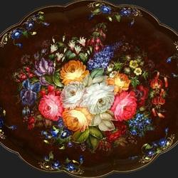 Пазл онлайн: Самоцветы