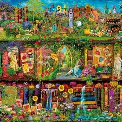Пазл онлайн:  Садовая полка / The Garden Shelf