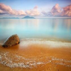 Пазл онлайн: Песчаный берег