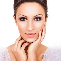 Пазл онлайн: Голубые глаза