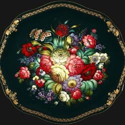 Пазл онлайн: Садовые цветы