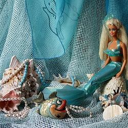 Пазл онлайн: Из жизни кукол