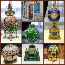 Пазл онлайн: Музей Фаберже в Санкт-Петербурге